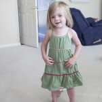 Claire's Favorite Dress