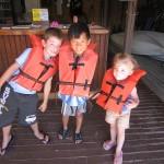 Ohio Canoe Trip