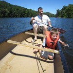 Canoe time!